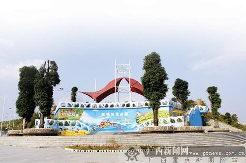 邕城休闲公园魅力大增 各种主题体验应有尽有(图)