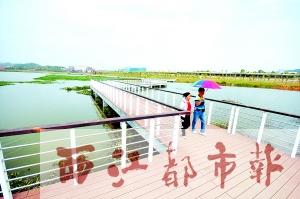 梧州:建管结合 打造生态宜居之城