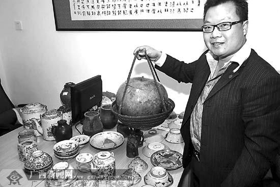 广西首家饮食文化博物馆年底开放 一道菜记一个城