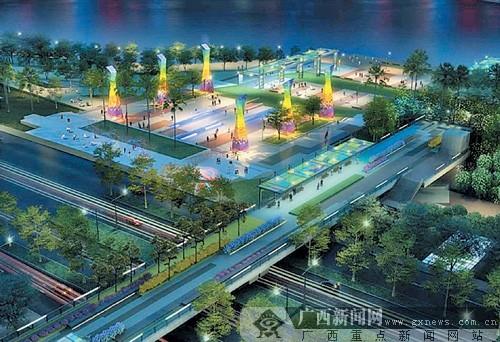 第三届广西园博会明年9月南宁开幕 可骑单车游览